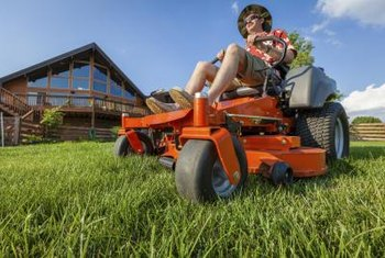 ohv 350 lawn mower manual