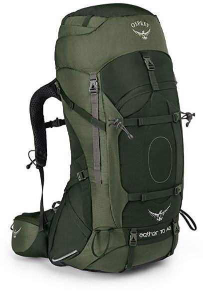 osprey atmos 50 user manual