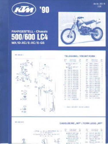 repair manual ktm 500 2017