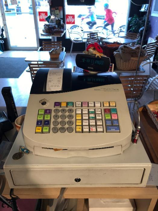 royal cash register manual 583cx