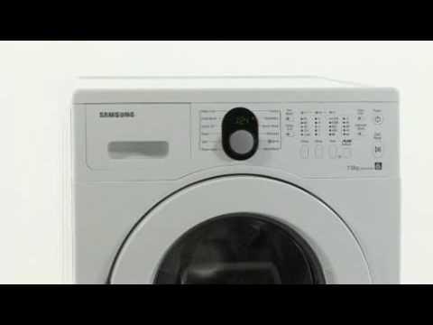 samsung washing machine manual 7kg