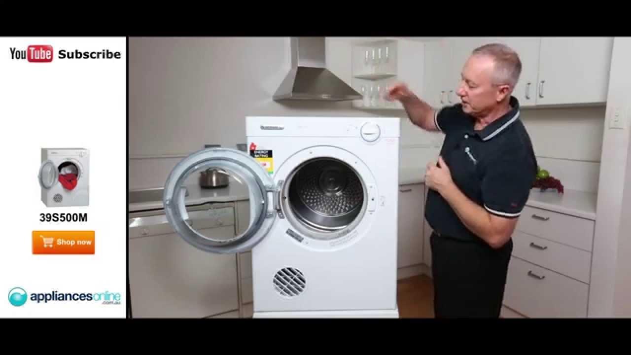 simpson 6kg eziloader dryer service manual