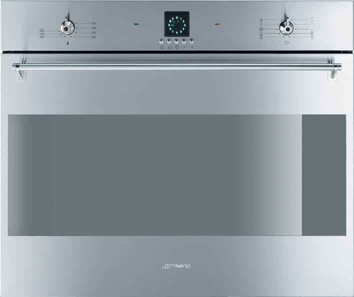 smeg gormet oven dish manual