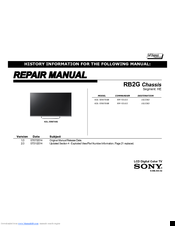 sony bravia tv manual reset