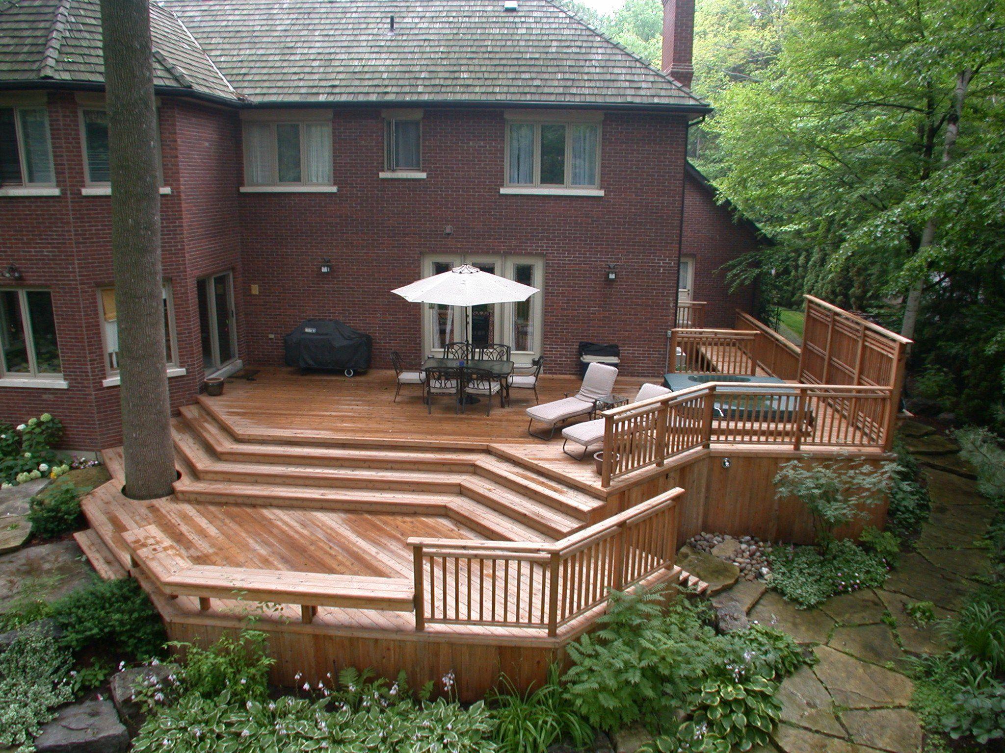 timber deck design and construction manual