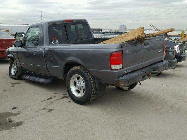 used ford ranger manual transmission