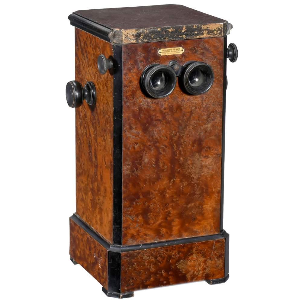 verascope richard 44 x 107 stereo camera manual