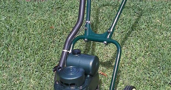 victa lawn mower maintenance manual
