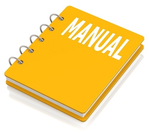 what does a quality manual consist of
