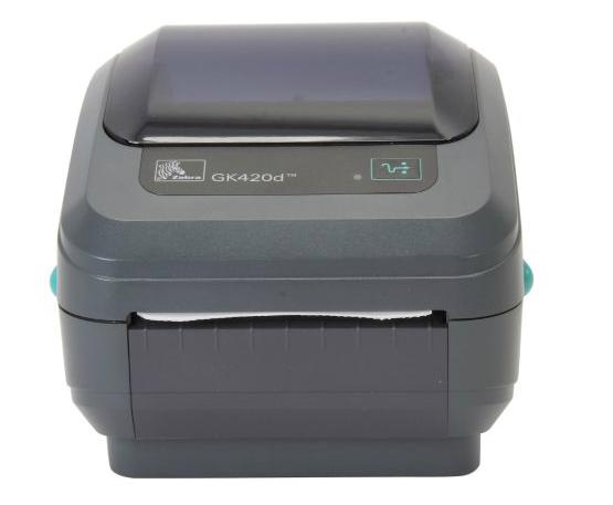 zebra gk420d label printer manual